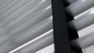 Περσίδες αλουμινίου διάτρητο