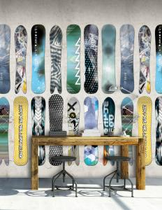 017-Di2026   ,  WANNA HAVES , 171,00 EURO , 2,00X3,00  ,  SNOWBOARDING 3D